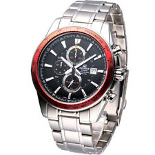 Casio Edifice EF-547D-1A5 Men's Chronograph Stainless Steel Band Analog Watch