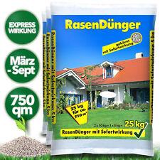 tillvex 25 kg Rasendünger Langzeitdünger Volldünger Grasdünger Gartendünger