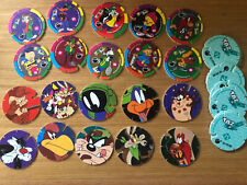 Tazos/ Pogs-  Rare South Korean Complt Set of 100- Looney Tunes/ Warner Bros '96