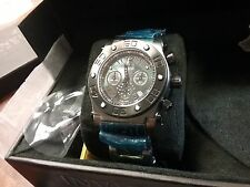 Mens rare Invicta Reserve collection Speedway watch New m# 4385 200 meter
