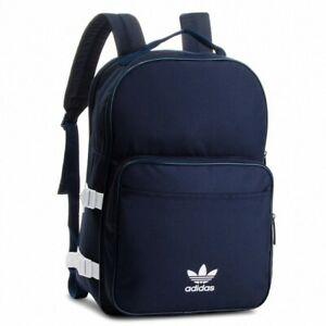 adidas Originals Backpack School Bag Sports Gym College Navy Classic Rucksack