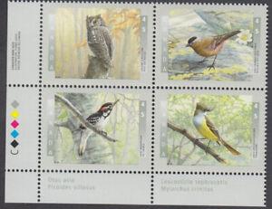 Canada - #1713a Birds Of Canada - MNH