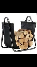 Firewood Sling Carrier And Log Holder Stand