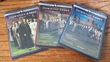 Downton Abbey: Seasons 1, 2 & 3 (DVD) season British drama PBS original NEW