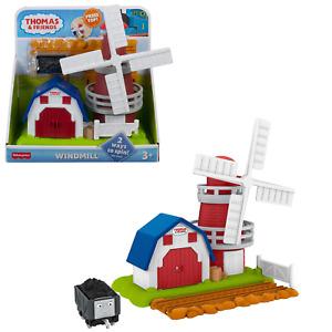 Thomas & Friends GFF09 The Windmill Train Track Master Playset