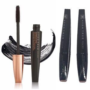 Lot of 2 Avon True Color Super Extend Nourishing Mascara  ~ BLACK