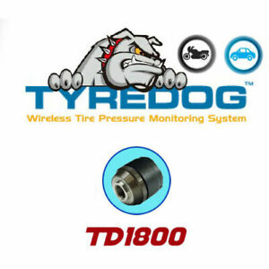 TYREDOG TPVMS TD1800 Replacement External Sensor No.1-FL/No.2-FR/No.3-RL/No.4-RR