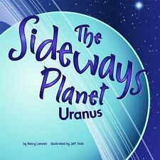 The Sideways Planet: Uranus (Amazing Science: Planets)-ExLibrary