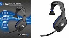 GIOTECK HCC WIRED MONO CHAT HEADSET FOR PS4, XBOX ONE, PC,MAC & MOBILE