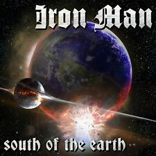 """IRON MAN """"SOUTH OF THE EARTH"""" VINYL DOUBLE LP  NEW"""
