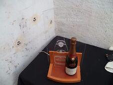 Présentoir support Champagne Laurent Perrier publicité Lumineux Vintage Design
