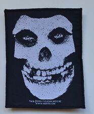 MISFITS - White Skull - Patch - 10,3 cm x 13,3 cm - 164473