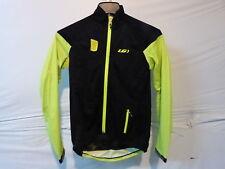 Louis Garneau Torrent Jacket Women's XS Black/Yellow Retail $225