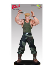 Street Fighter: Guile Championship Edition Statue Used