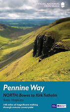 Pennine Way North (National Trail Guides), New, Hopkins, Tony Book