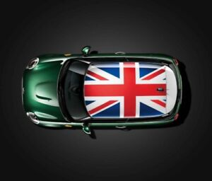 New Genuine MINI Cooper F56 (2013-2018) Union Jack Roof Decal 2354937 OEM