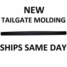 NEW Tailgate Top Protector 2007-2016 Ford SUPER DUTY F250 F350 Truck Molding Cap