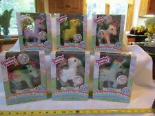 My Little Pony NEW 35th Anniversary Rainbow Super set collection all 6 100% toy