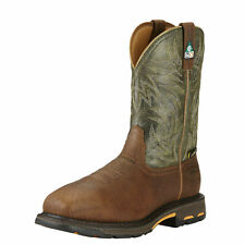 Ariat 10017174 Workhog CSA Safety Toe EH Rated Puncture Resistant Metguard Boots