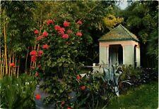 CPM MAROC Marrakech-Les jardins Exotiques. Majorelle (342924)