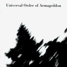 "Universal Order Of Armageddon–CD: ""Universal Order Of Armageddon"""