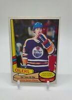 1980-81 OPC O-Pee-Chee Wayne Gretzky AS #87