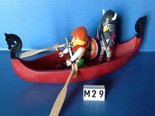 (M29) playmobil barque vickings ref 3156