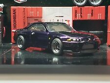 Hot Wheels Nissan Skyline GT-R R33 Custom Super rare paint