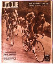 Miroir des sports 4/09/1950; Tour de France, malheurs de Bobet/ Zatopek/ J Bouin