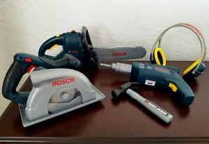Bosch Kids Toys Power Tools + BD Hammer.