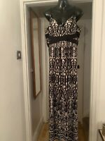 wallis summer dress size 16 VGC