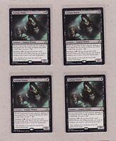 MTG - 4X Asylum Visitor X4 - Shadows Over Innistrad - Rare NM/MT - Playset