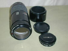 Minolta AF 70-210mm  f4. beercan  lens for Minolta Sony Digital REDUCED