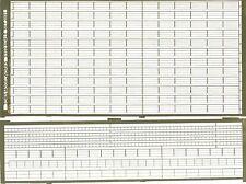 Tom's Model 2001 x 1/192  3-Rail Set w/Ladders