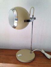 superbe  Lampe Vintage eyes ball ORIENTABLE  des Années 1970's