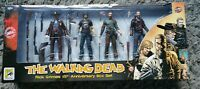 The Walking Dead Rick Grimes 15th Anniversary Box Set Figures Collection *NEW*