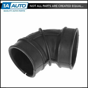 OEM 165780W001 Throttle Body Air Intake Duct Molded Rubber Curved Boot New
