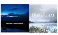 David Gray - A New Day At Midnight / Life In Slow Motion CDs