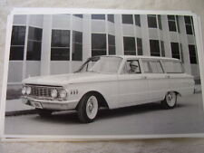 1961 MERCURY COMET STATION WAGON      11 X 17  PHOTO  PICTURE