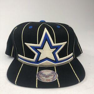 New Mitchell & Ness Black NBA Orlando Magic Uniform Detail Snapback Hat BH79QK