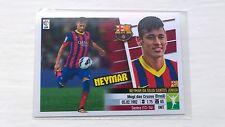 Neymar novato-Panini liga este 2013-14 - Excelente Estado