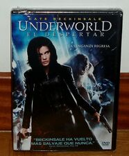 UNDERWORLD THE AWAKENING-UNDERWORLD AWAKENING-DVD-NUEVO-PRECINTADO-ACCION-TERROR