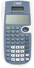 Texas Instruments TI-30XS MultiView Scientific Calculator - Blue