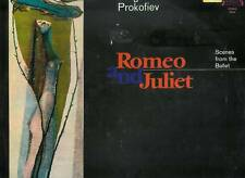 CZECH PHILHRMONIC ORCHESTRA LP ALBUM ROMEO & JULIET
