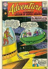 Adventure Comics #318 Legion of Superheroes Vol 1 - J. Forte -1964