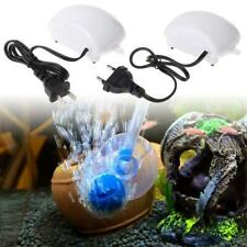 2.5W Ultra Silent Aquarium Air Pump Fish Tank Pump Mini Air Oxygen Pump Aquarium