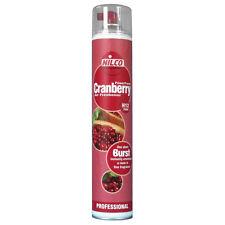 Nilco Professional Power Fresh Lufterfrischer Cranberry 750ml für industriellen Einsatz