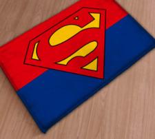 Superman Print Doormat,  100% Flannel Superman doormat for in door/ out door