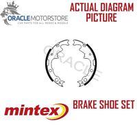NEW MINTEX REAR BRAKE SHOE SET BRAKING SHOES GENUINE OE QUALITY MFR424