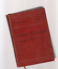 le tre venezie -guida d italia del touring club italiano - II° volume - 1920 -